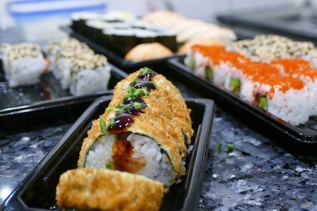 Breisgau Sushi Bringdienst