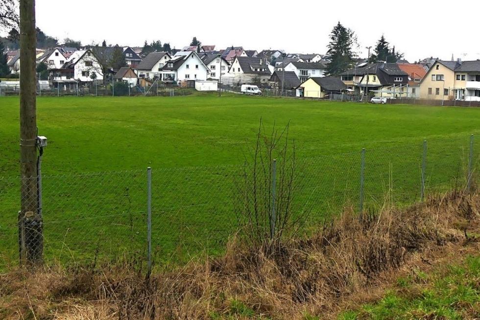 Alter Sportplatz SV Heiligenzell - Friesenheim