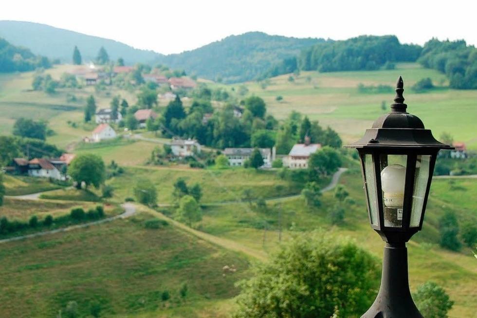 Ortsteil Bürchau - Kleines Wiesental