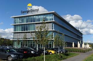 Energiedienst Verwaltungsgebäude
