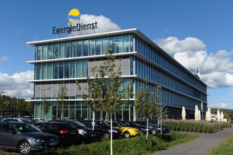 Energiedienst Verwaltungsgebäude - Rheinfelden