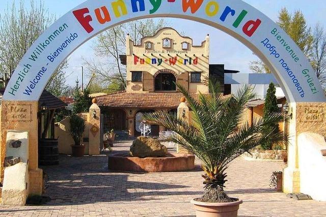 Familienfreizeitpark Funny-World (Kappel)