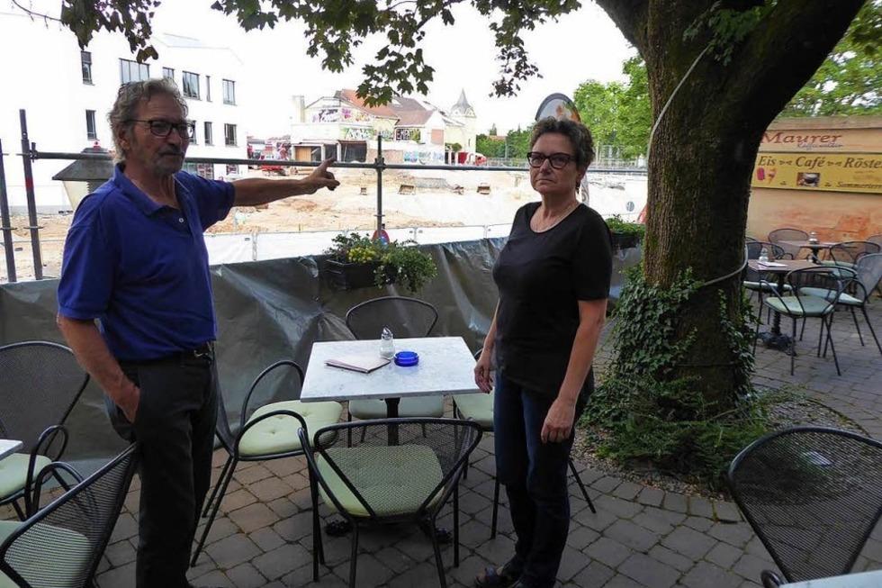 Maurer Kaffeewelten (geschlossen) - Offenburg