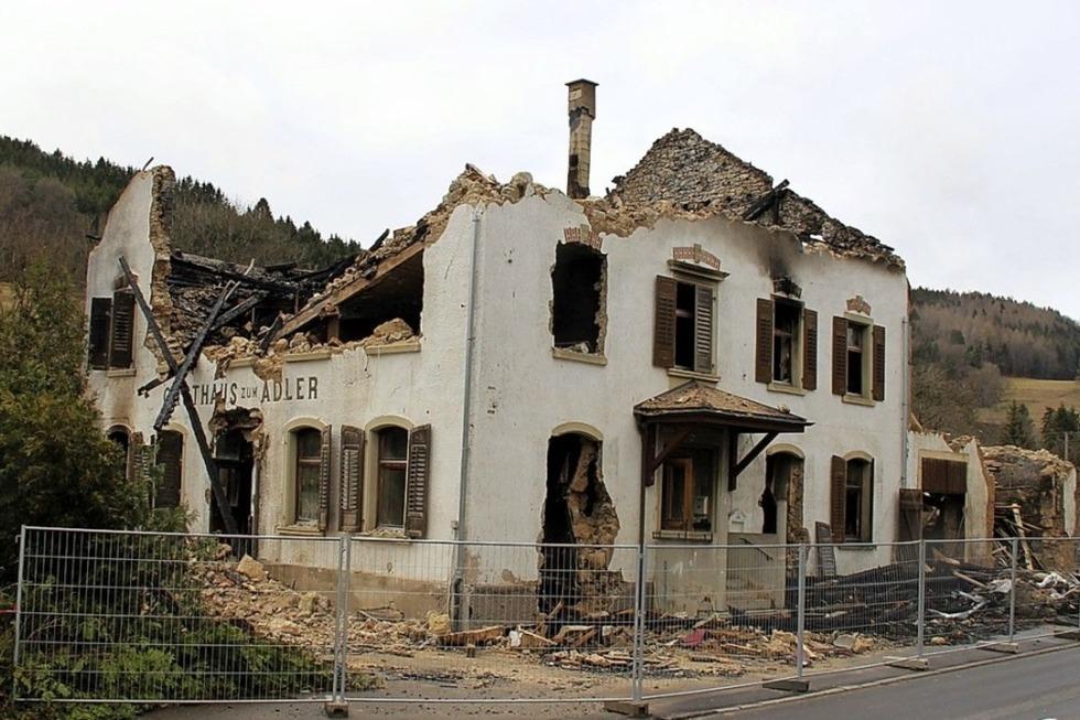 Gasthaus Adler (Schwaningen, geschlossen) - Stühlingen