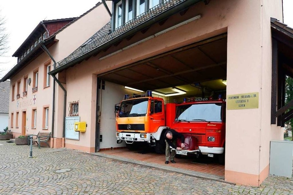 Feuerwehrgerätehaus (Lehen) - Freiburg