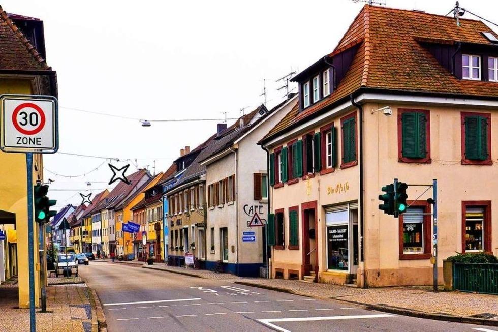 Hauptstraße Kenzingen - Kenzingen