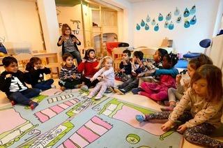 Kindergarten St. Martin Freiburg (Sedanquartier)