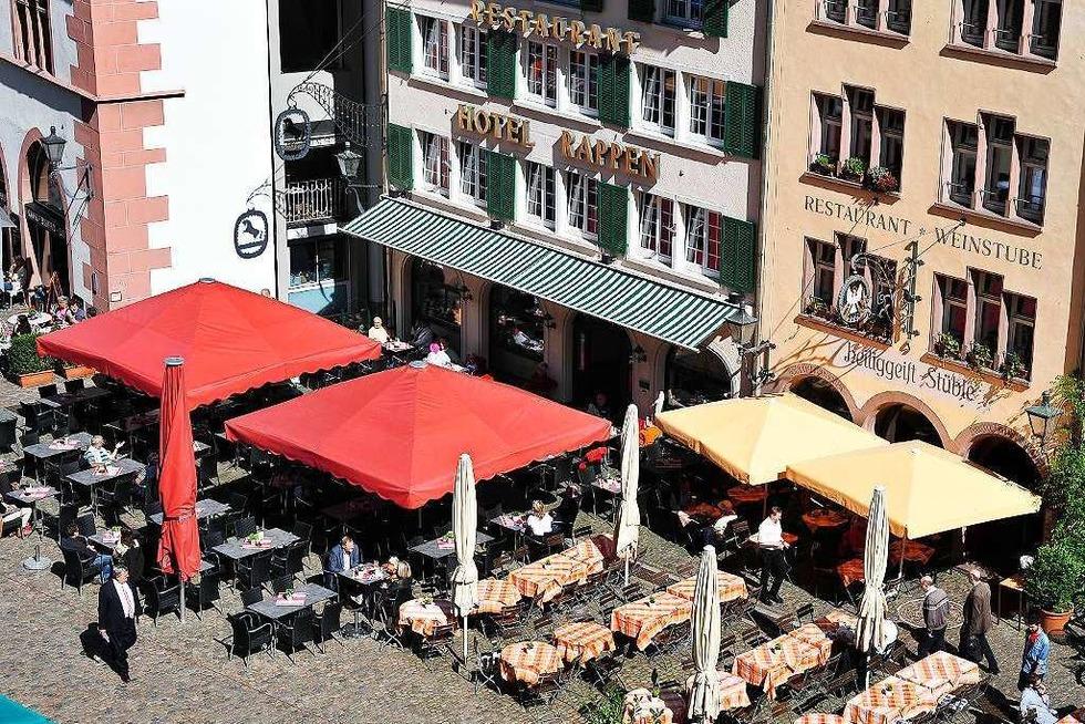 Heiliggeist-Stüble (geschlossen) - Freiburg