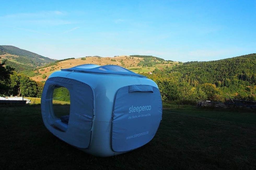 Übernachtungswürfel Sleepero - Schönau