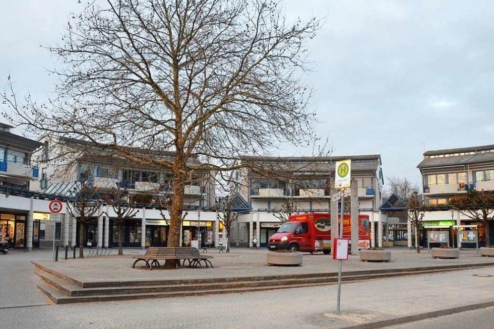 Burger Platz - Kirchzarten