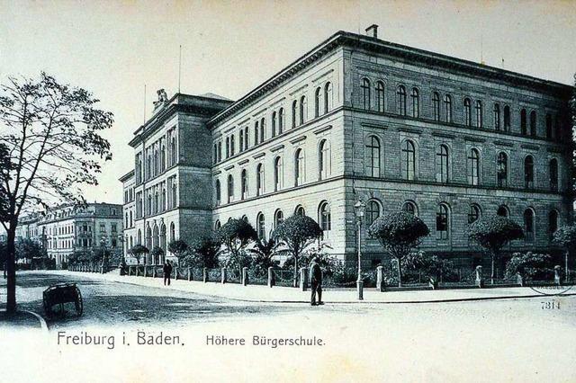 1947 fand die erste Badische Industrie- und Gewerbeausstellung in Freiburg statt