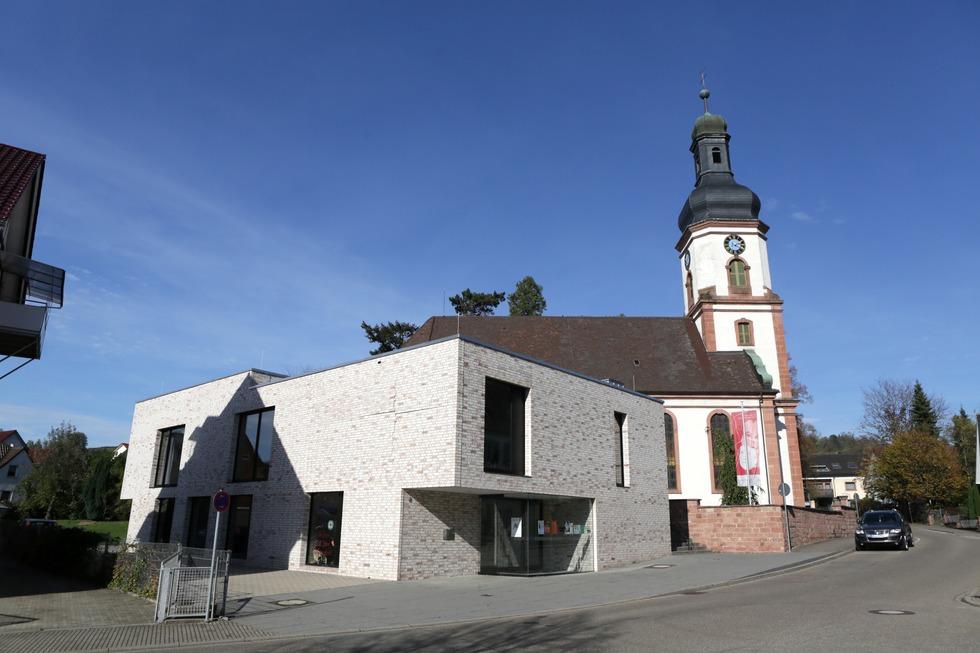 Ev. Gemeindehaus (Dinglingen) - Lahr
