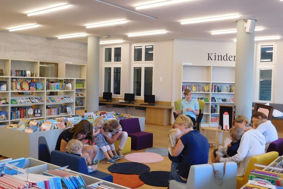 Neue Stadtbibliothek - Rheinfelden