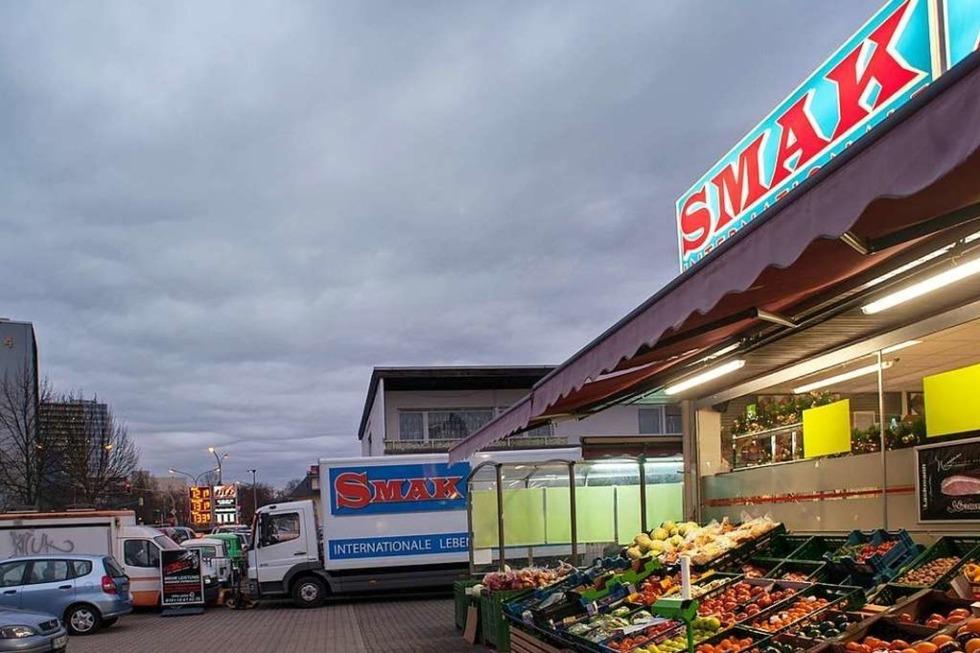 Smak - Russischer Lebensmittelmarkt (Weingarten) - Freiburg
