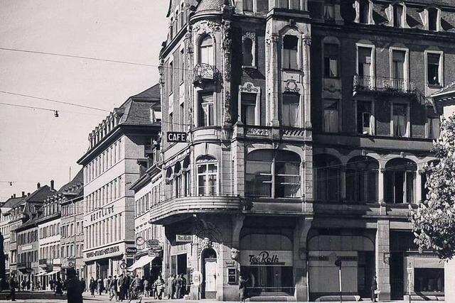 Vom Wilhelms- zum Europaplatz: So hat sich Freiburgs nördliche Altstadt verändert