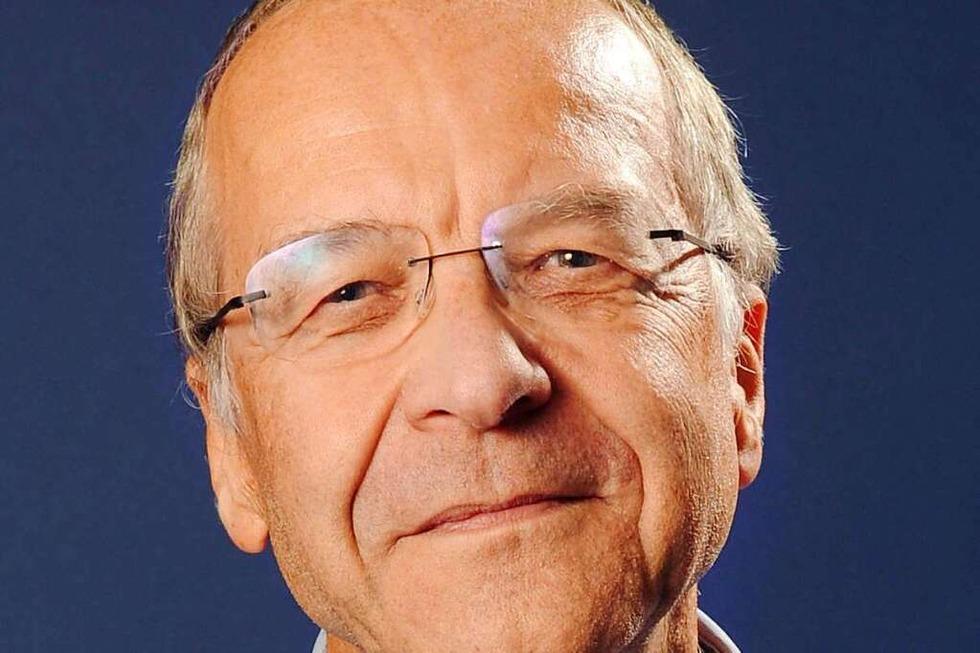 """Klaus-Dieter Rückauer, Für Freiburg: """"Die FWTM wird massiv überbewertet"""" - Badische Zeitung TICKET"""