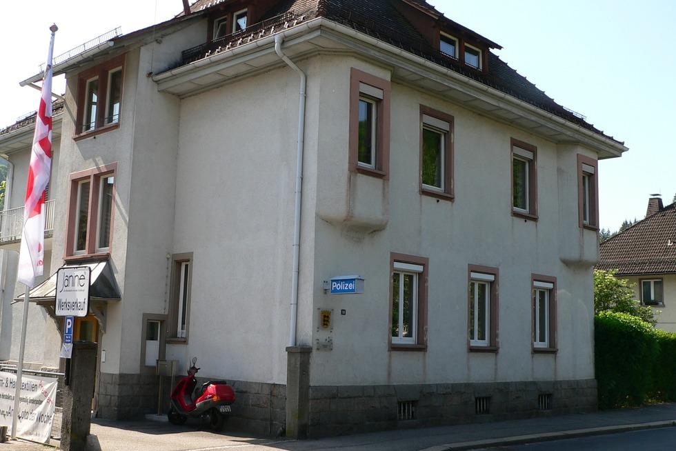 Polizeiposten Oberes Wiesental - Schönau