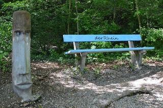 """Hügel am Rheinuferweg wird zur IBA 2020 als """"Sunnebuggele"""" aufgewertet"""