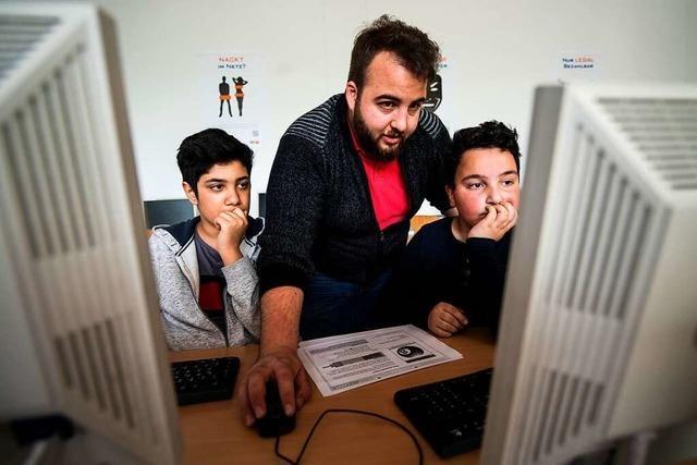 Lernende Wegbegleiter: Das Freiwillige Soziale Jahr in digital