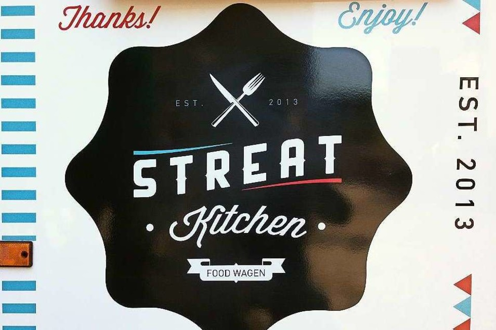 Streat Kitchen Food Truck - Freiburg