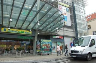 Einkaufszentrum Lohgerbe