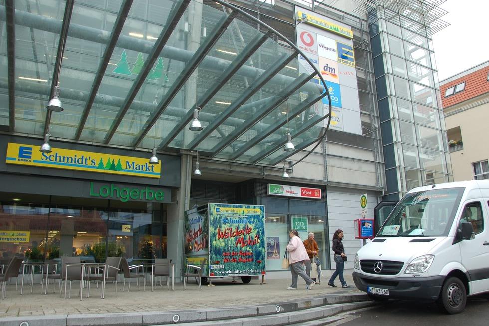 Einkaufszentrum Lohgerbe - Bad Säckingen
