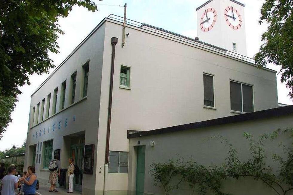 Gartenbad Eglisee - Basel
