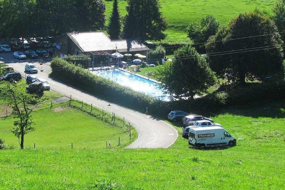 Höhenschwimmbad Schweigmatt - Schopfheim