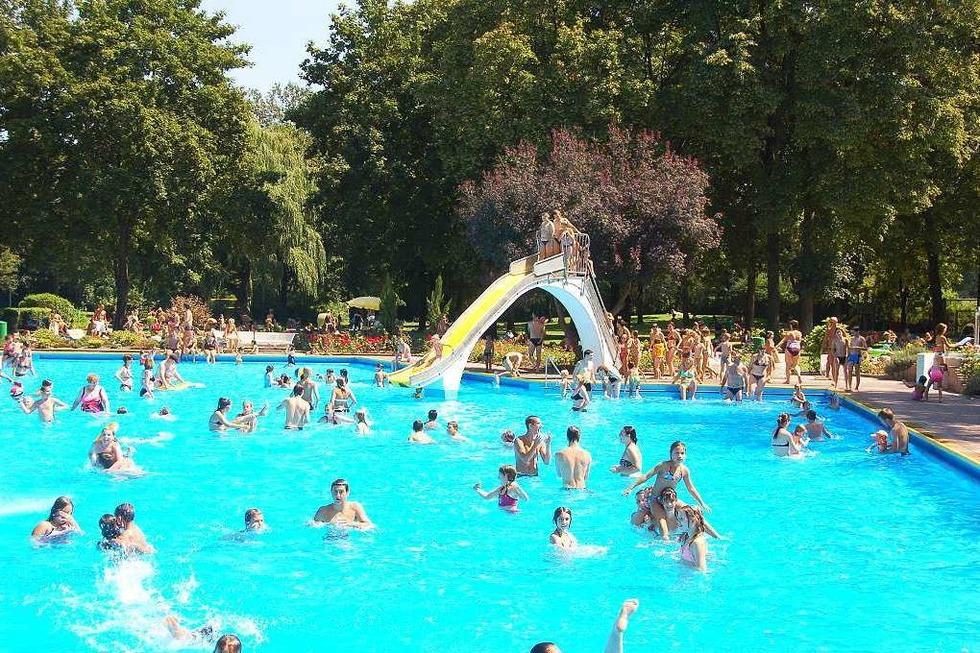 Waldschwimmbad - Breisach