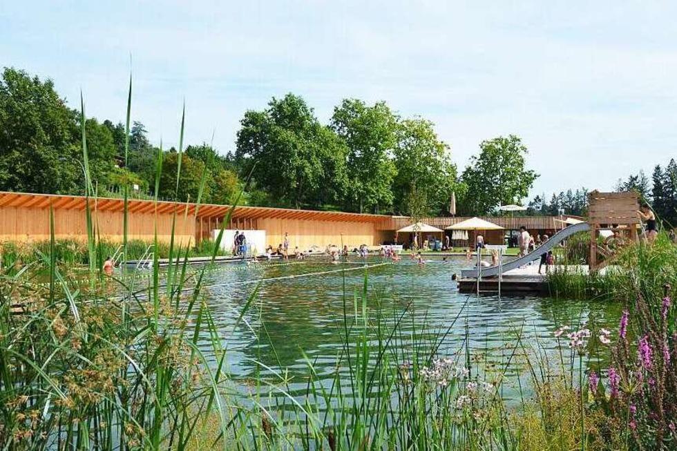Naturbad Riehen - Riehen