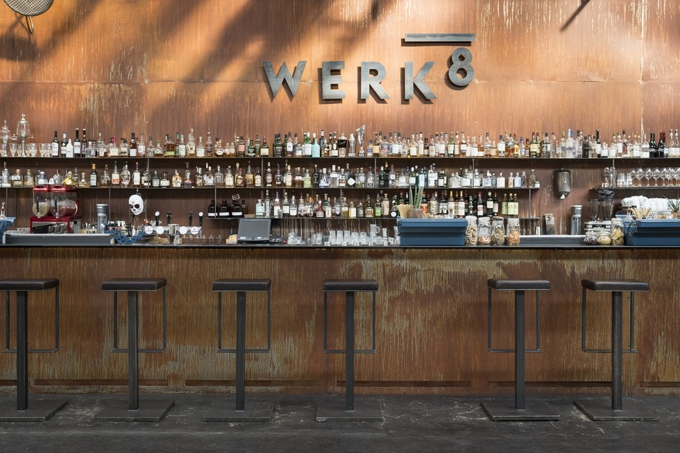Werk 8 - Basel