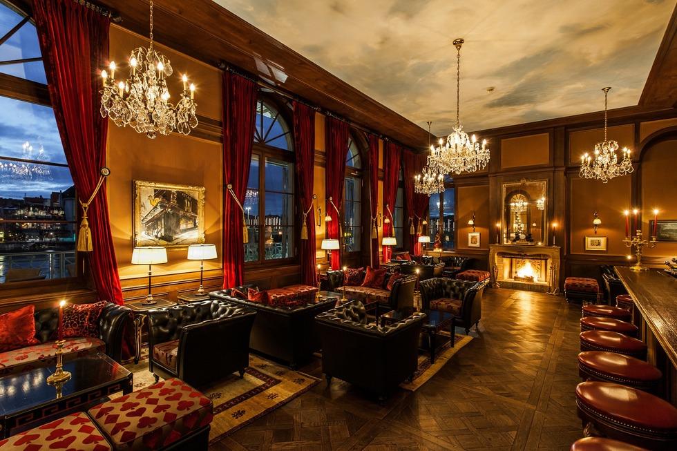 Hotel Les Trois Rois - Basel