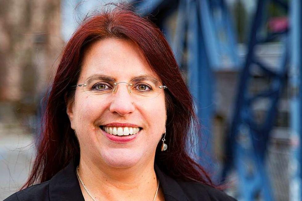 """Monika Stein, Grüne Alternative Freiburg: """"Straßensozialarbeit statt KOD"""" - Badische Zeitung TICKET"""