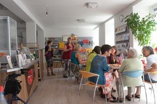 Markt 15 - Kirchenladen & Café