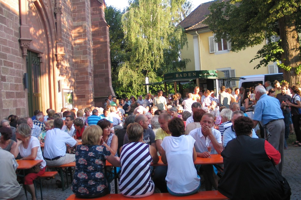 Kirchplatz - Eichstetten