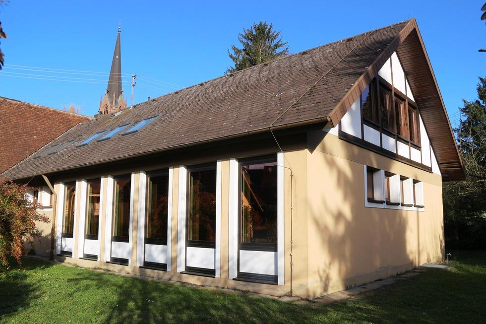 Evangelisches Gemeindehaus - Eichstetten