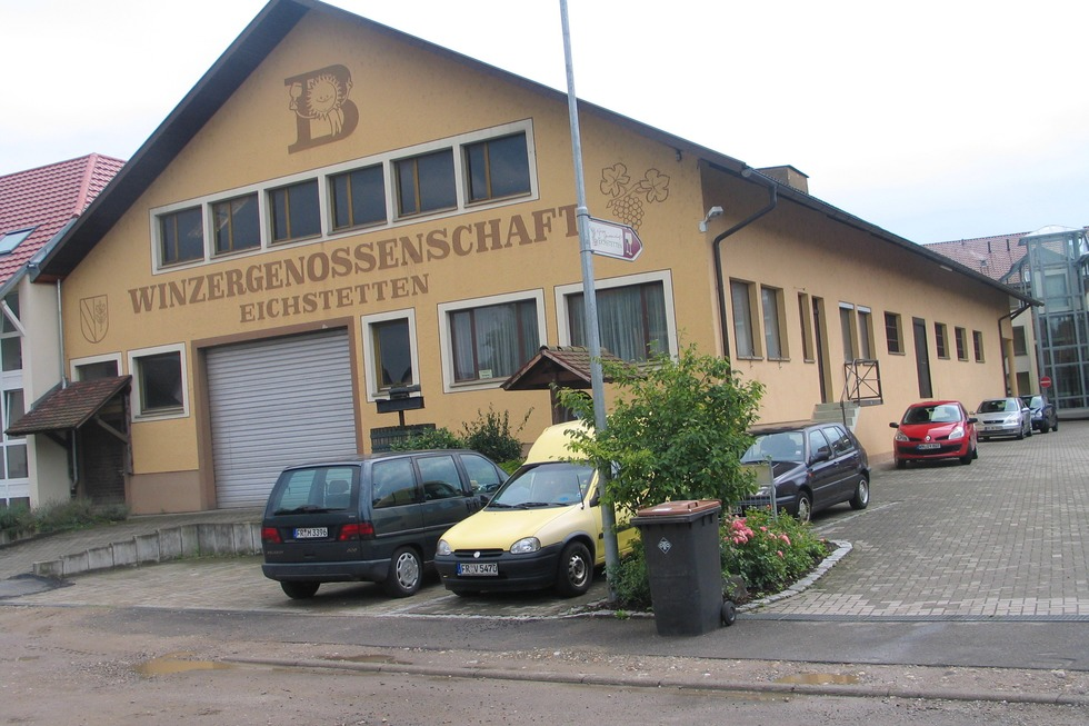 Alte Kelterhalle - Eichstetten
