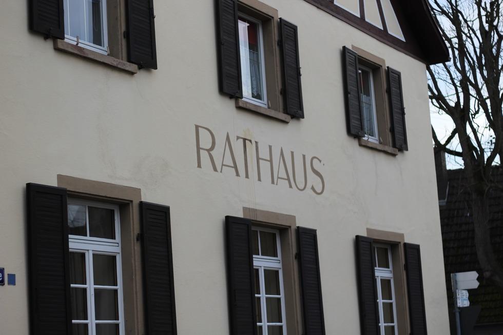 Rathaus Nimburg - Teningen