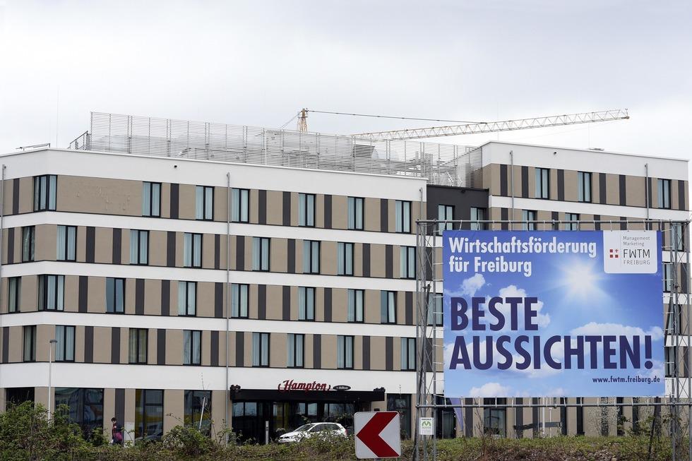 Hampton-Hotel Freiburg - Freiburg
