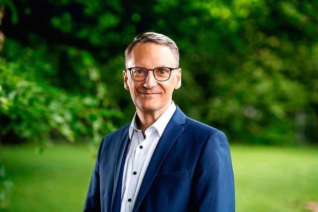 IGZ-Chef Markus Ibert will Oberbürgermeister in Lahr werden