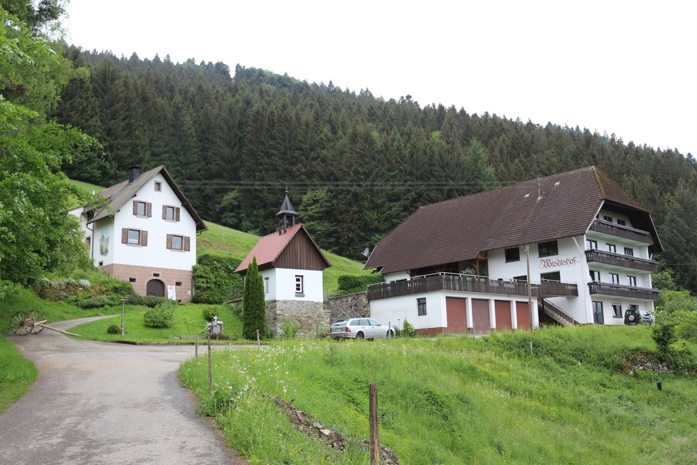 Wisdishof - Simonswald