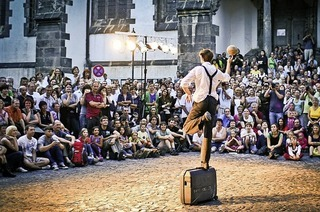 Künstler aus aller Welt kommen zum Theaterfestival Easystreet