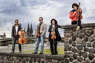 Das Minuget Quartett gastiert in der Kanderner Stadtkirche