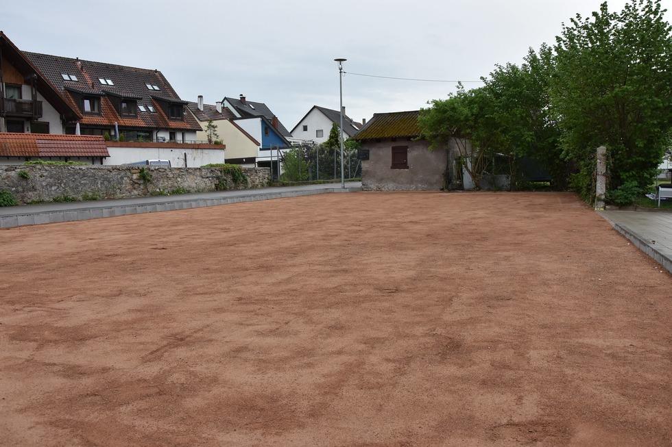 Bouleplatz Herten - Rheinfelden