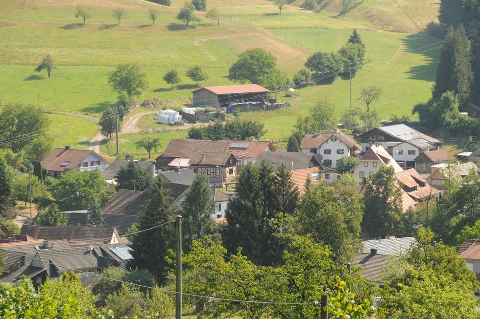 Ortsteil Schlächtenhaus - Steinen