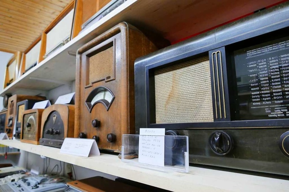 Radiomuseum (Welmlingen) - Efringen-Kirchen