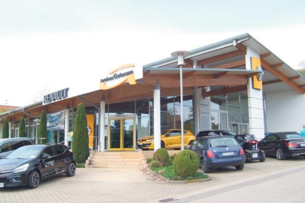 Autohaus Gutmann (Ehrenstetten) - Ehrenkirchen