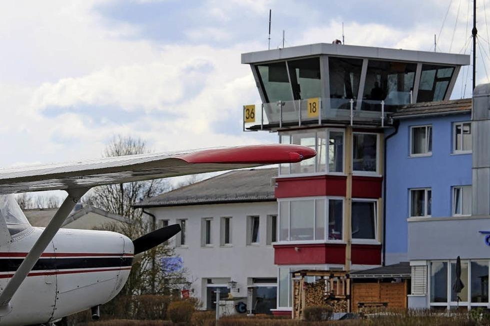 Flugplatz Donaueschingen - Donaueschingen