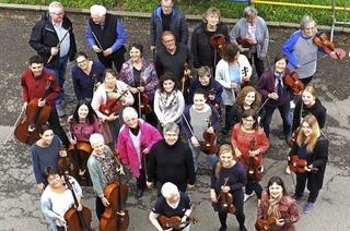 Symphonisches Orcheter Hochschwarzwald und Kammerorchester der evangelischen Gemeinde Kirchzarten-Stegen in Titisee-Neustadt und Kirchzarten