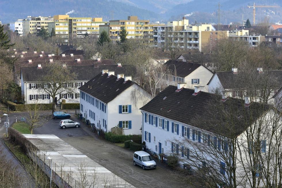 Im Metzgergrün (Stühlinger) - Freiburg